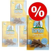 Snacks Barkoo Dental Snacks für große Hunde