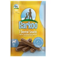 Snacks Barkoo Dental Snacks für mittelgroße Hunde