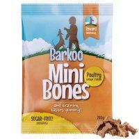 Snacks Barkoo Mini Bones Lamm Dog Snack