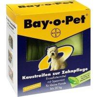 Snacks Bay-o-Pet Kaustreifen Spearmint kleine Hunde