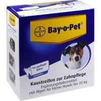 Snacks Bay-o-Pet Kaustreifen zur Zahnpflege kleine Hunde