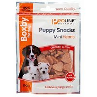 Snacks Boxby Puppy Snacks Mini hearts