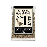 Snacks Bubeck No 1 mit Ente gebacken