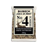 Snacks Bubeck Nr. 4 mit Hirsch gebacken