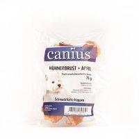 Snacks Canius Hühnerbrust + Apfel