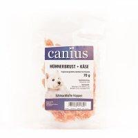 Snacks Canius Hühnerbrust mit Käse