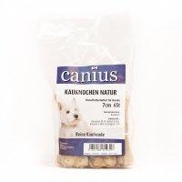 Snacks Canius Kauknoch Natur 7cm