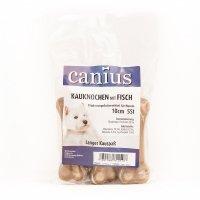 Snacks Canius Kauknochen mit Fisch 10cm Duo