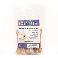 Snacks Canius Kauknochen mit Pansen 10 cm
