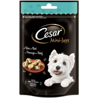 Snacks Cesar Mini-Joys mit Käse und Rind