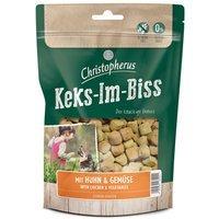 Snacks Christopherus Keks-Im-Biss mit Huhn & Gemüse