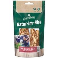 Snacks Christopherus Natur-Im-Biss Ente-Seelachs-Duett