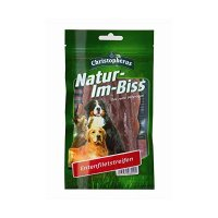 Snacks Christopherus Natur im Biss Entenfiletstreifen