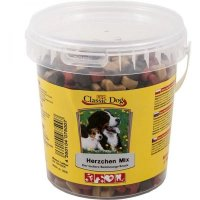 Snacks Classic Dog Herzchen Mix