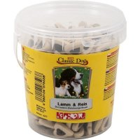 Snacks Classic Dog Lamm & Reis Eimer