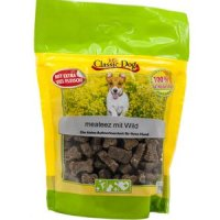 Snacks Classic Dog meateez mit Wild