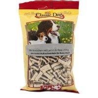 Snacks Classic Dog Miniknochen mit Lamm & Reis