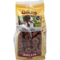 Snacks Classic Dog Rollis mit Lachs