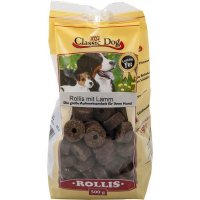 Snacks Classic Dog Rollis mit Lamm