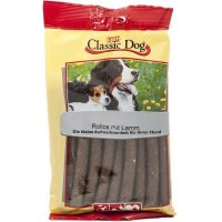 Snacks Classic Dog Rollos mit Lamm