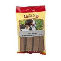 Snacks Classic Dog Strips mit Ente