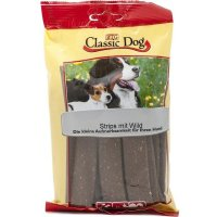 Snacks Classic Dog Strips mit Wild