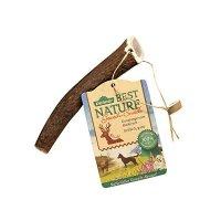 Snacks Dehner Best Nature Kaustange vom Rothirsch ganz S