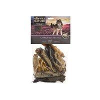 Snacks Dehner Wild Nature Hundesnack, Lammohren mit Fell, naturbelassen