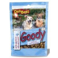 Snacks Deli Best Goody mit Straussenfleisch