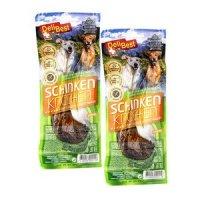 Snacks Deli Best Parma grande Bundle Schinkenknochen vom Jungschwein