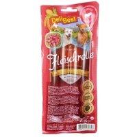 Snacks Deli Best Sensi Pet Fleischrolle Rind und Hirse