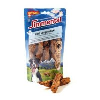 Snacks Deli Best Simmental Rinder Lungenstreifen 15cm