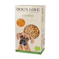 Snacks Dogs Love Goodies-Bio Pute
