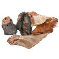 Snacks EcoStar Rinderohren mit Fell