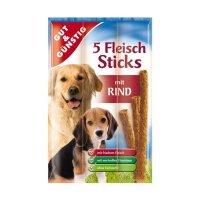 Snacks Edeka Gut & Günstig Fleischsticks mit Rind