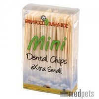 Snacks Farm Food Rawhide Dental Chips Mini XS