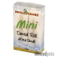 Snacks Farm Food Rawhide Dental Roll Mini XS