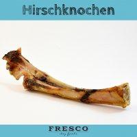 Snacks FRESCO Hirschknochen Größe M