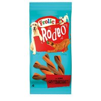 Snacks Frolic Rodeo mit Rind