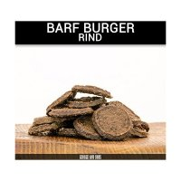 Snacks George and Bobs Barf Burger - Rind