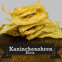Snacks George and Bobs Kaninchenohren Klein