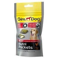 Snacks GimDog Nutri Pockets Brilliant