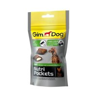 Snacks GimDog Nutri Pockets Shiny
