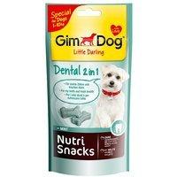 Snacks GimDog Nutri Snacks Dental 2in1