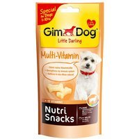 Snacks GimDog Nutri Snacks Multi-Vitamin
