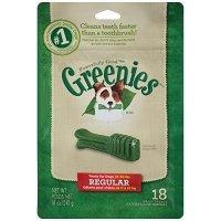 Snacks Greenies Zahnpflege-Kausnacks Regular
