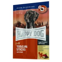 Snacks Happy Dog Tasty Toscana Sticks