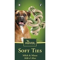 Snacks Hunter Soft Ties Milk & Mint