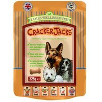 Snacks James Wellbeloved Crackerjacks Turkey, Rice & Tomato