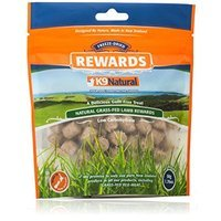 Snacks K9 Natural Lamb Dog Treats
